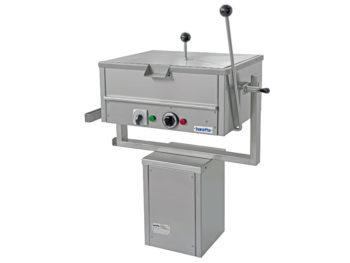 MNN - Brasiera elettrica ribaltamento manuale